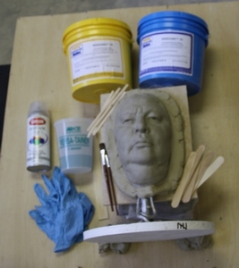 Mold Making 101 (simple silicon mold)