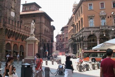 Luglio 2006 bologna - Piazza di porta saragozza bologna ...